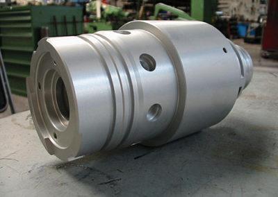 Geanodiseerd aluminium product
