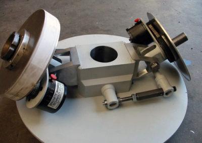 Tapespinner t.b.v. elektrokabel productie